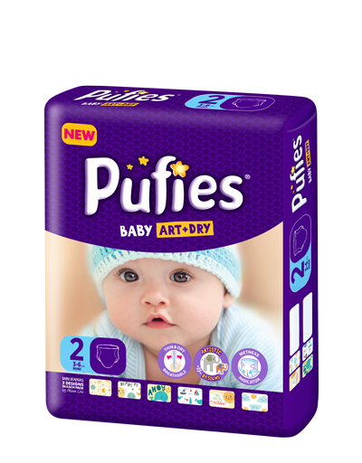 Pufies Package Size 2