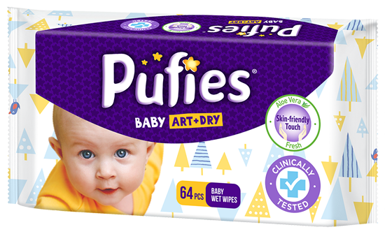 Pufies Wipes